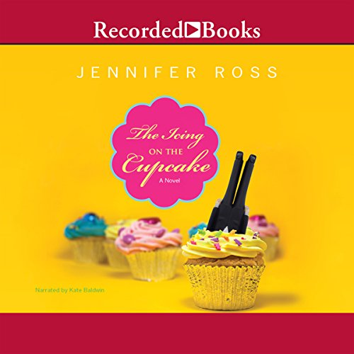 The Icing on the Cupcake audiobook cover art