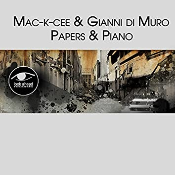 Papers & Piano