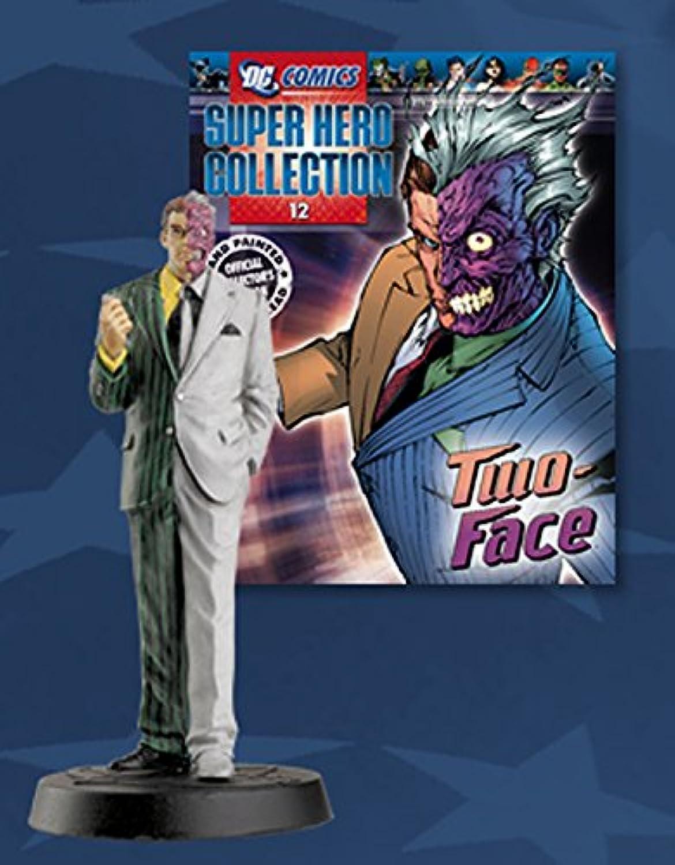 Statue von Blei DC Comics Super Hero Collection No 12 Two Face