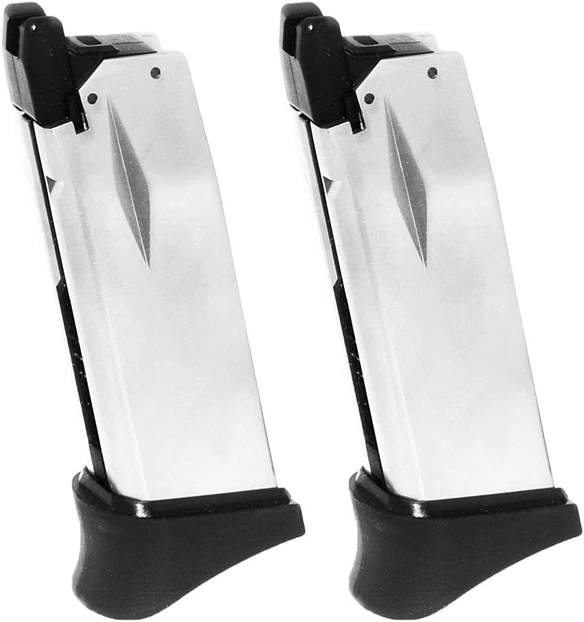 Airsoft Safety and trust Parts WE WE-TECH 2pcs 14rd Magazine for Popular standard Air Gas Ventur