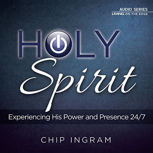 The Holy Spirit audiobook cover art