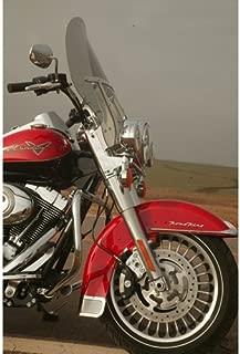 Klock Werks #KW05-01-0219 18 Tint Billboard Flare Windshield For Harley-Davidson Road King Models With H Bracket