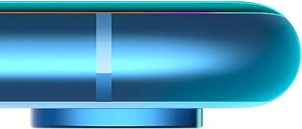 ESR Verre Trempé pour iPhone XR [Couverture Intégrale] (2 Pièces) [Gabarit de Pose Inclu] Film Protection Écran 3D Bord Incurvé (Noir)