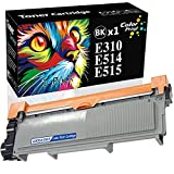 1-Pack ColorPrint Compatible Toner Cartridge Replacement for Dell E310dw 593-BBKD E515dw Toner Cartridge E515 Used for Dell E310dw E514dw E515dn E515d Printer (E310/514/515H, Black)