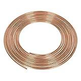Sealey cbp002freno Tubo Tubería de cobre 22calibre 3/16'x 25ft BS EN 12449–C106