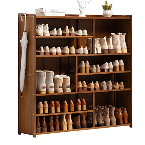 Almacenamiento de Zapatos Organzier Personal ideal para zapatos para zapatos Botas zapatillas Almacenamiento de zapatos Organzier Gabinete Modular Gabinete para ahorro de espacio Estanterías de Zapato