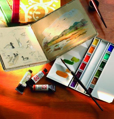 DANIEL SMITH 1oz Bottle with 5 Applicator Tips, Artist Masking Fluid, 284075001