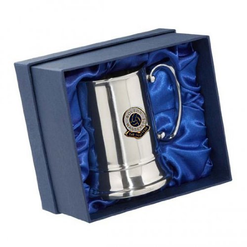 Bolton Wanderers 'The Trotters' Football Club Stainless Steel Tankard