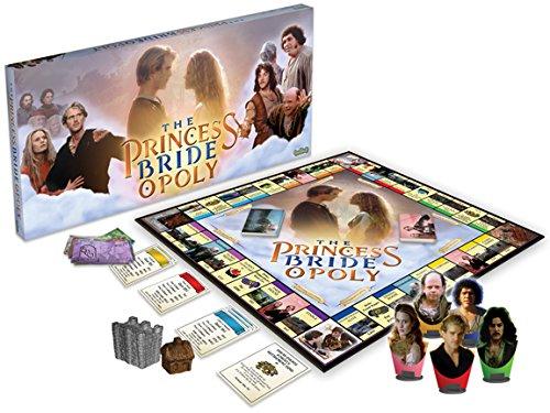 Desconocido Monopoly La Princesa Prometida (Ingles): Amazon.es: Juguetes y juegos