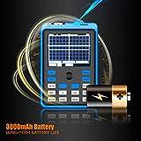 Osciloscopio, frecuencia de muestreo de 500Ms / S Botón de osciloscopio portátil Automático rápido para medición en el sitio para investigación de mantenimiento Industrias de desarrollo