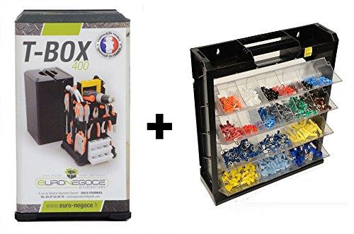 Aufbewahrungsboxen TBox+Flipper Box 2 Stück