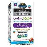 Garden of Life Dr. Formulated Probiotics for Kids, Organic Kids...