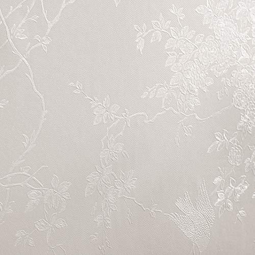 Super fresco 32-886 Papel pintado, blanco