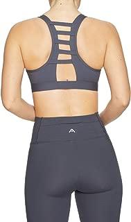 Rockwear Activewear Women's Mi Luxesoft Zip Bra From size 4-18 Medium Impact Bras For