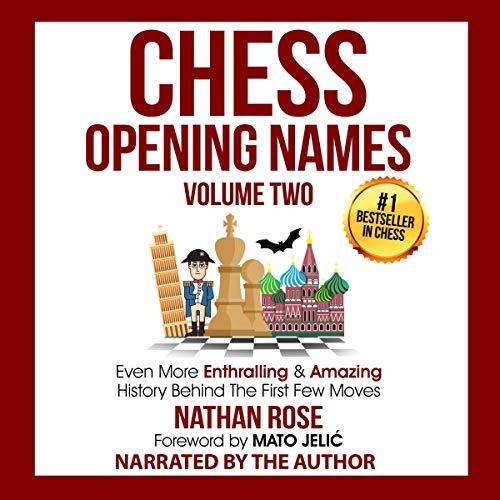 Chess Opening Names - Volume 2 Titelbild