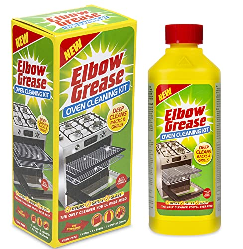 Elbow Grease, Oven Cleaning Kit