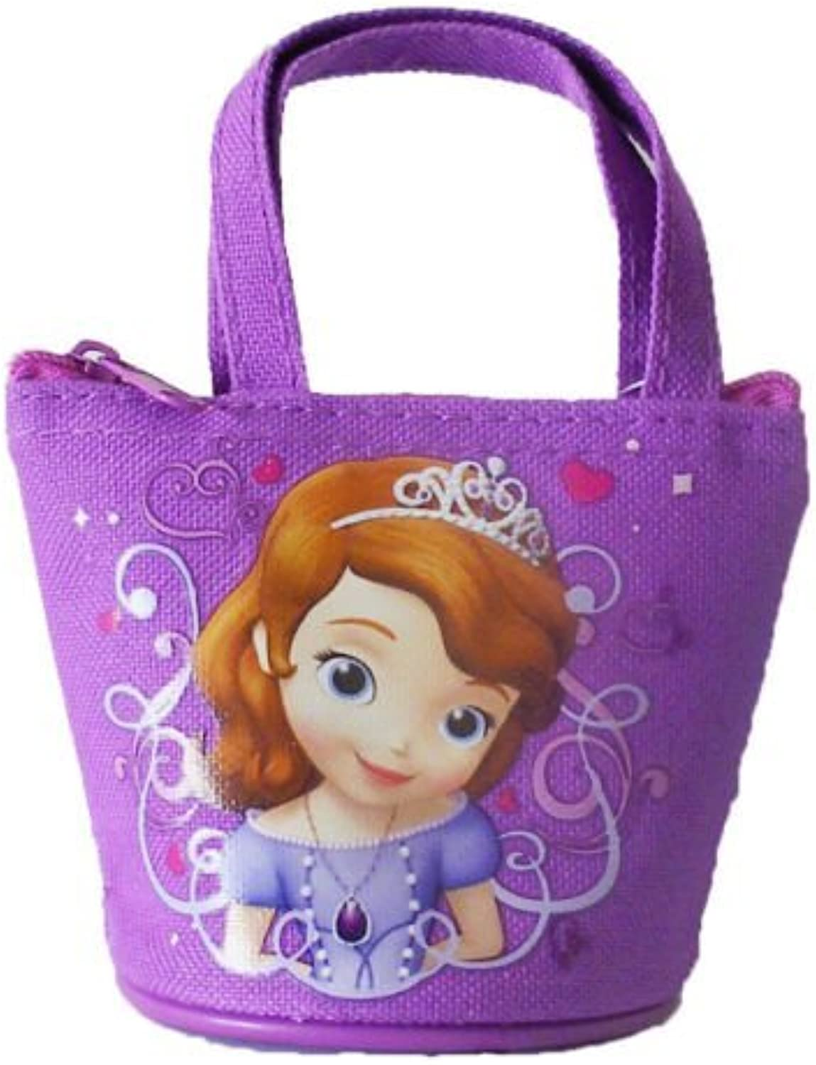 Disney Princess Sofia Mini Coin Purse (lila) by Disney