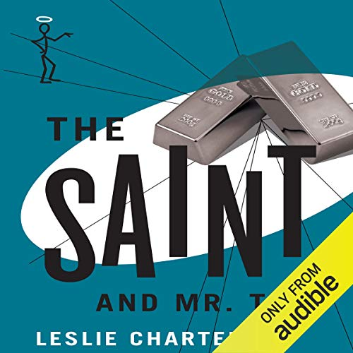 The Saint and Mr Teal cover art