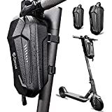 Epessa 3L sac de rangement pour scooter électrique étanche pour guidon de scooter adulte accessoires de scooter de grande capacité pour Xiaomi Mijia M365/M365 Pro/Segway ES1/ES2/ES3/ES4