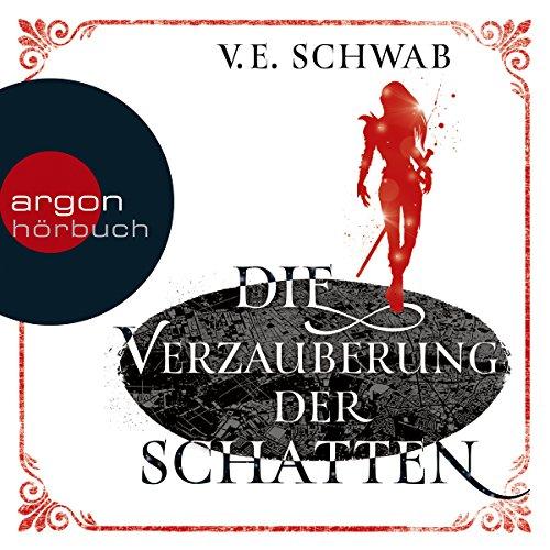 Die Verzauberung der Schatten audiobook cover art