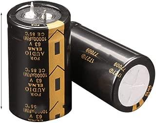 Original ELNA 10000uF Audio 80 V Haut Puissance électrolytique Condensateur de filtrage