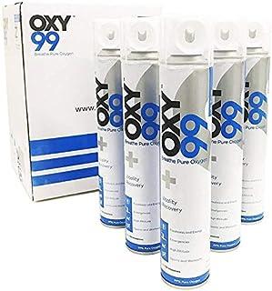 Disposable Oxygen Cylinder -12 Pack (72 Liter)