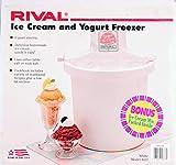 Rival Electric 4-Quart Ice Cream Maker