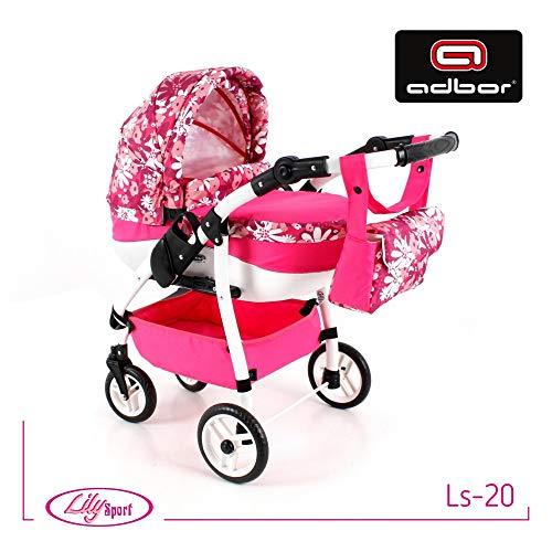 PolBaby Adbor Lily Sport Puppenwagen- LS20