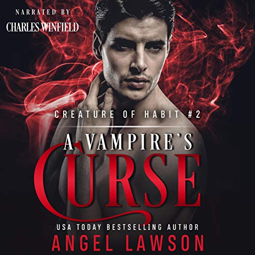 A Vampire's Curse audiobook cover art