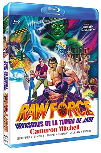 Raw Force (Spanish Release)