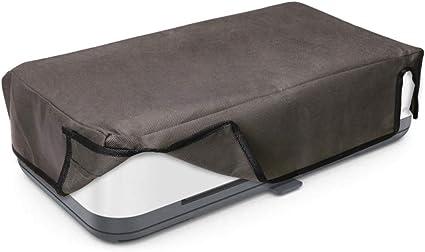 Kwmobile Hülle Kompatibel Mit Hp Tango X Drucker Staubschutzhülle Schutzhaube Schutzhülle Dunkelgrau Bürobedarf Schreibwaren