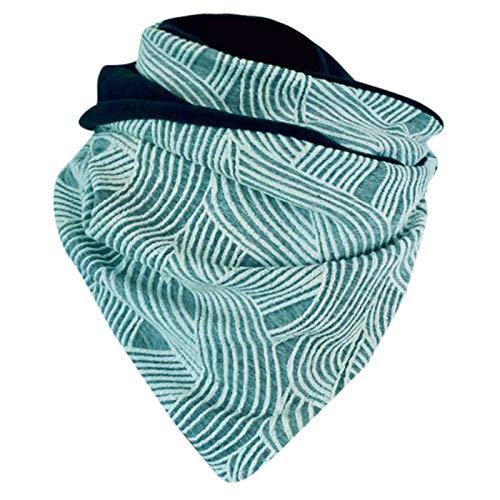 Bufandas para Mujer Señora Calentito Suave Retro Elegante...