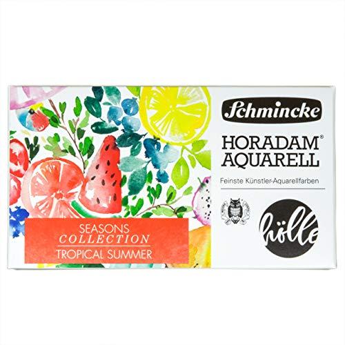 Schmincke Horadam Tropical Summer 74 834 097 - Caja metálica para mujer