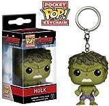 Funko Pop!-Los Vengadores Pocket Keychain: Marvel: Avengers AOU: Hulk (5226)...