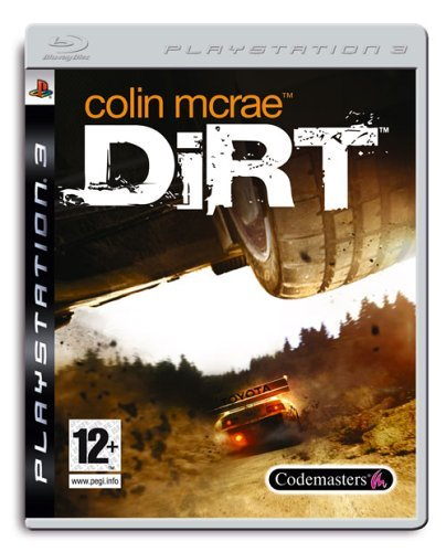 Colin Mcrae Dirt Ps3 Ver. Reino Unido