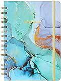 Spiral Journal/Notizbuch - 8,4'x 6,3' Liniertes Journal und Hardcover, College-Notizbuch/Journal, Hochwertiges Dickes Papier, Starke Zwillingsdrahtbindung, Perfekt für Schule, Büro und Zuhause