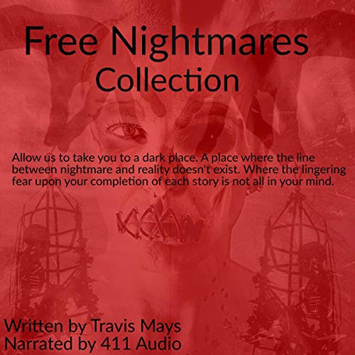 Free Nightmares Collection audiobook cover art