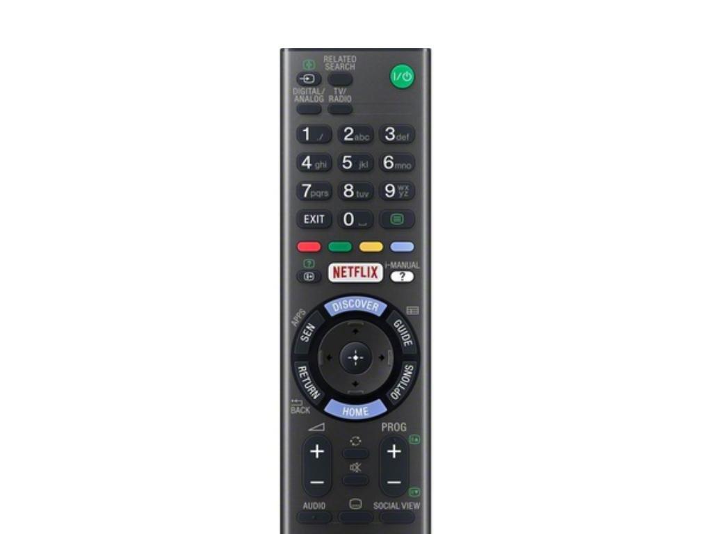 Mando a Distancia Original TV Sony RMT-TX101D - Usado: Amazon.es ...