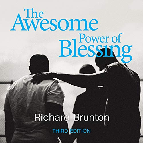 The Awesome Power of Blessing audiobook cover art