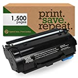Print.Save.Repeat. Lexmark B341000 Remanufactured Toner Cartridge for B3340, B3442, MB3442 [1,500 Pages]