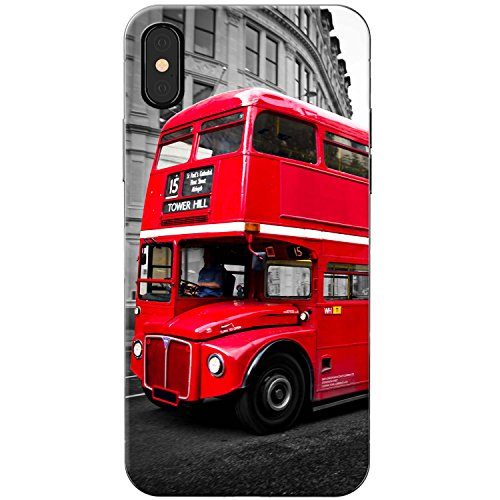 Fancy A Snuggle Red London Double Decker Bus Snap-on...