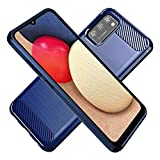 Cuoqing Samsung Galaxy A02s Case, Galaxy A02s Cases,Soft