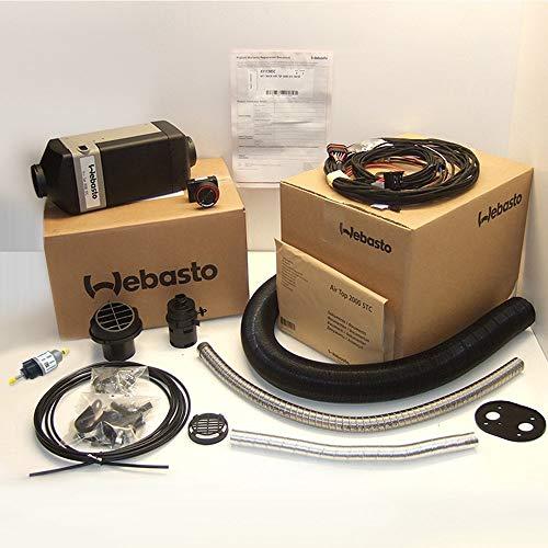 Webasto Air Top 2000 STC heater Diesel single outlet 12v Kit   4111385C