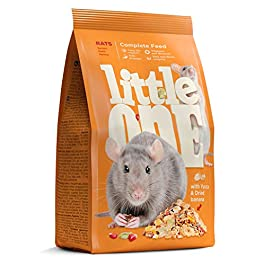 Little One Complete Food for Rats 400 g