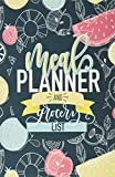 Meal Planner & Grocery List: 52 Week Planner & Organizer for Shopping...