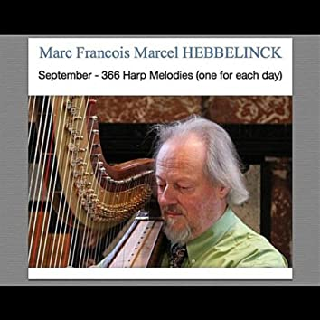 September: 366 Harp Melodies (One for Each Day)