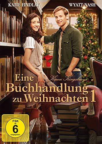 Eine Buchhandlung zu Weihnachten 1