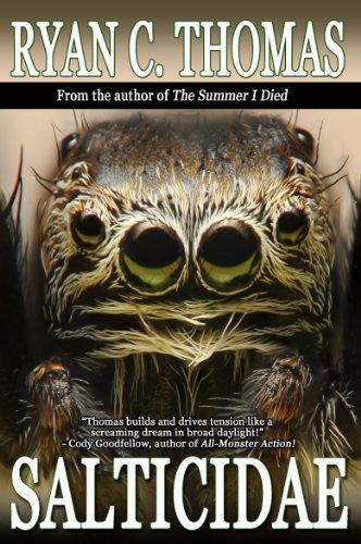 Salticidae (English Edition)
