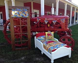 Case IH Farmall Tractor Mac Toddler Bedroom Set