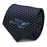 Enterprise Dot Blue Men's Tie